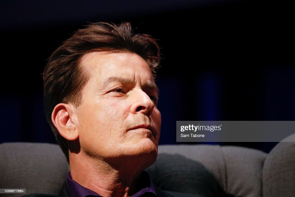 An Evening With Charlie Sheen - Melbourne : News Photo