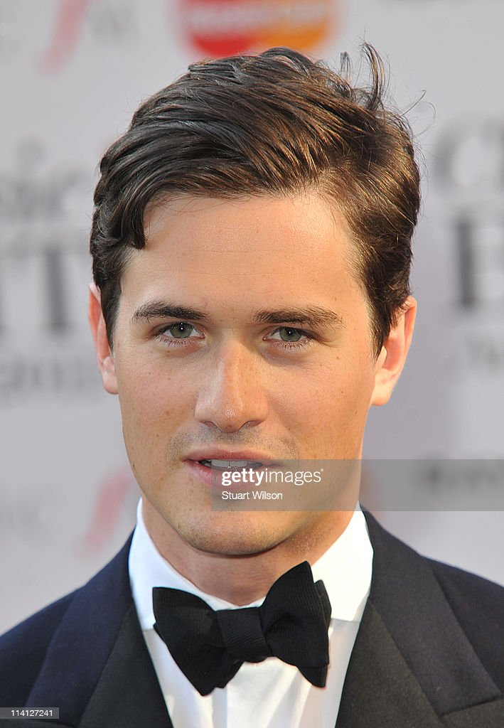 Charlie Siem arrives at The Classic BRIT Awards at Royal Albert Hall on May 12, 2011 in London, England.