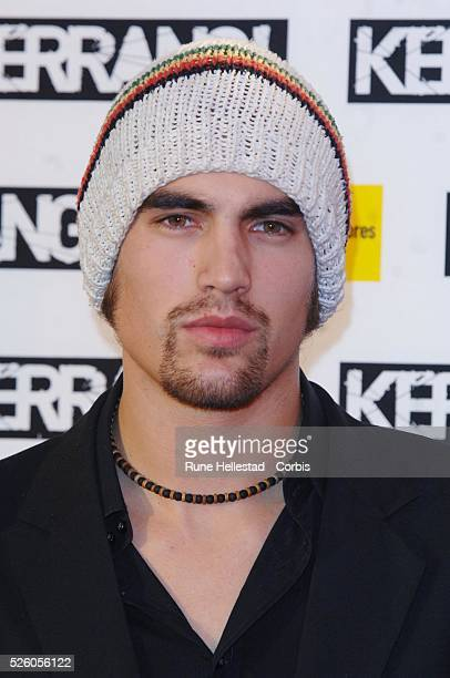 Charlie Simpson attends the 2006 Kerrang Awards at The Brewery