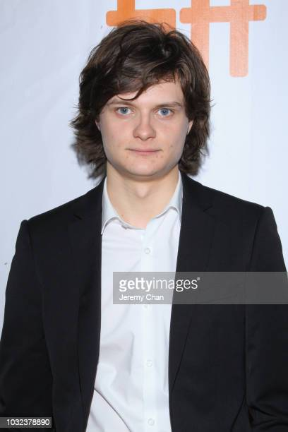 Charlie Tahan attends the The Land Of Steady Habits premiere during 2018 Toronto International Film Festival at Roy Thomson Hall on September 12 2018...