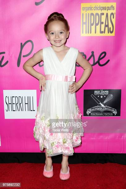 Charlie Townsend attends Jillian Estell's red carpet birthday party with a purpose benefitting The Celiac Disease Foundation on June 15 2018 in Los...