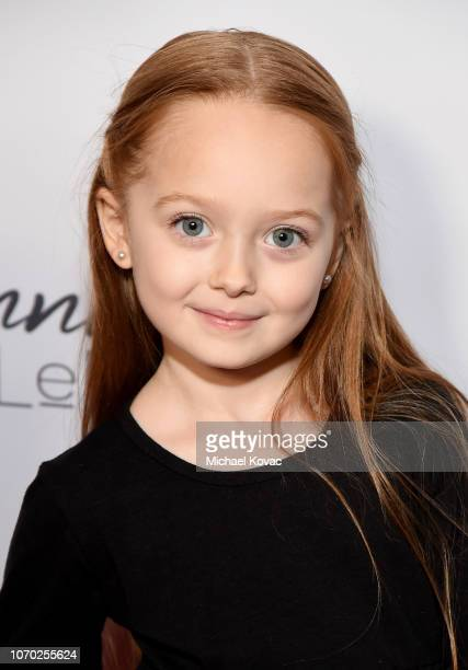 Charlie Townsend attends the Annie LeBling presents Annie LeBlanc Performance Pop Up Shop on December 8 2018 in Los Angeles California
