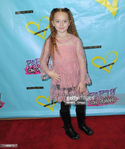 Charlie Townsend attends the Release Party For Dani Cohn And Mikey Tua's Song Somebody Like You held at The Industry Loft on June 8 2019 in Los...