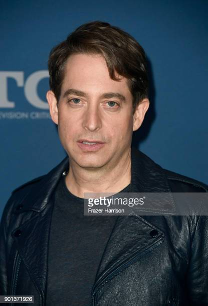 Charlie Walk attends the FOX AllStar Party during the 2018 Winter TCA Tour at The Langham Huntington Pasadena on January 4 2018 in Pasadena California