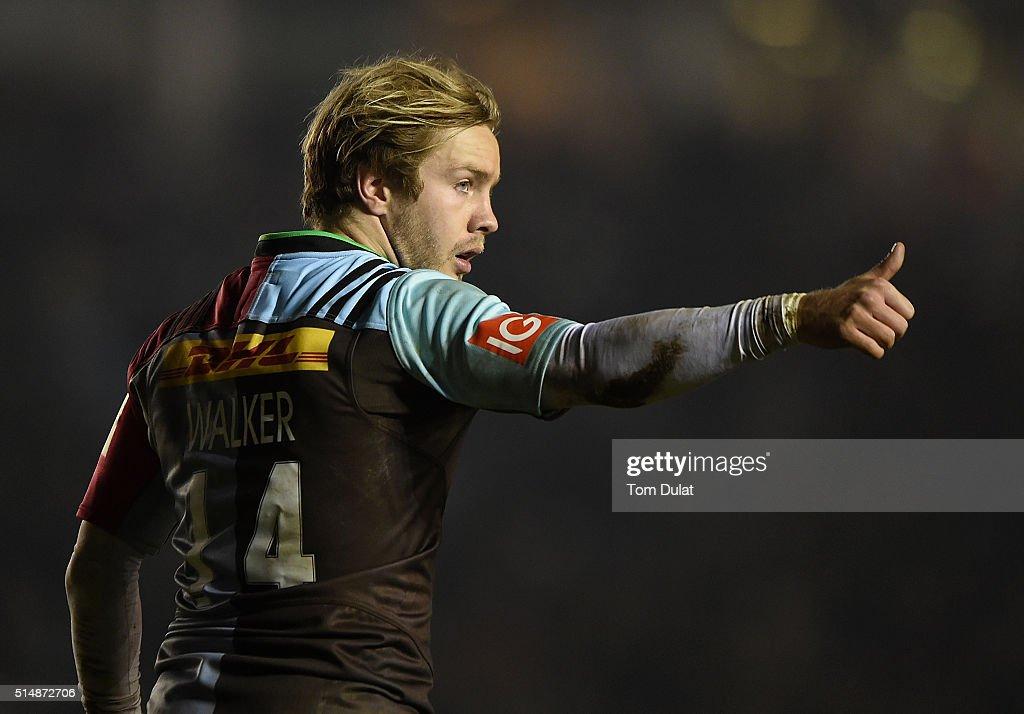 Harlequins v Bath Rugby - Aviva Premiership : News Photo
