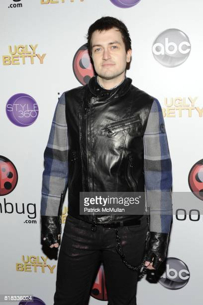 Charlie Ward attends JOONBUGCOM GIVES A FASHIONABLE FAREWELL TO ABC'S UGLY BETTY at 228 Grand St on February 13 2010 in New York City