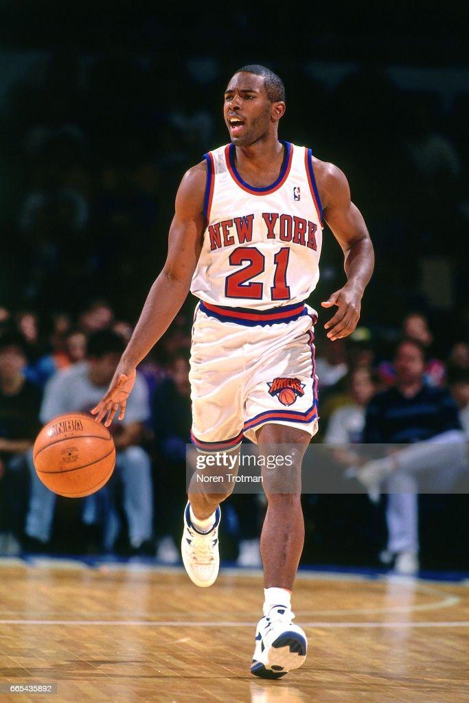 Utah Jazz v New York Knicks : News Photo