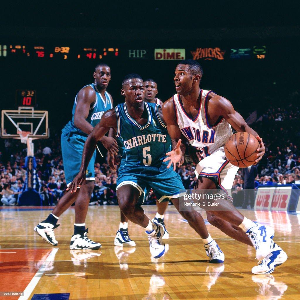 Charlotte Hornets v New York Knicks : News Photo