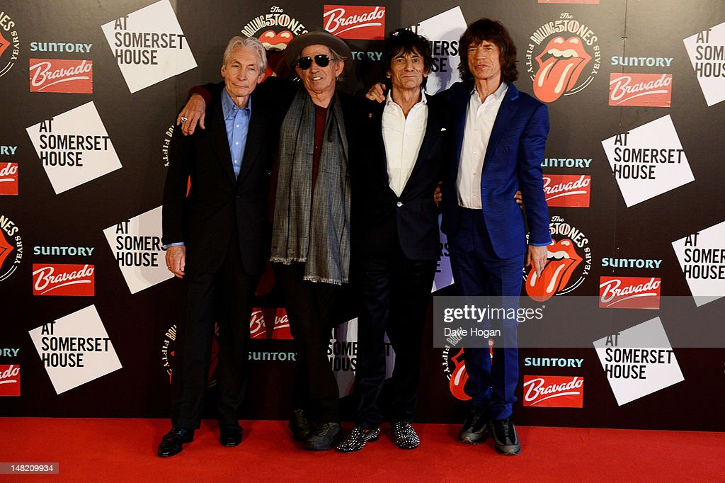 The Rolling Stones: 50 - Private View