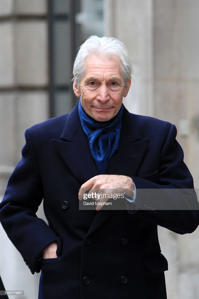 Celebrity Sightings In London - March 6, 2012 : News Photo