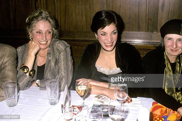 Charlie Watts's wife Shirley and daughter Seraphina