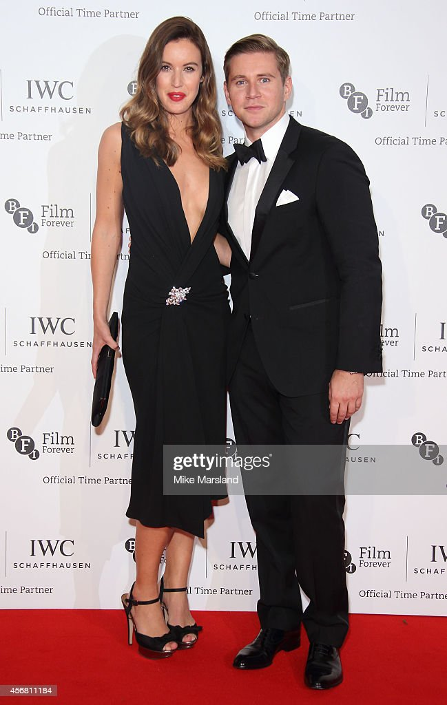 IWC Gala Dinner In Honour Of The BFI - Red Carpet Arrivals : News Photo