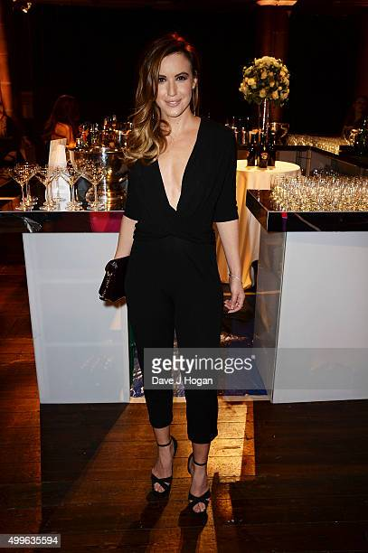 Charlie Webster attends the Cosmopolitan Ultimate Women Of The Year Awards at One Mayfair on December 2 2015 in London England
