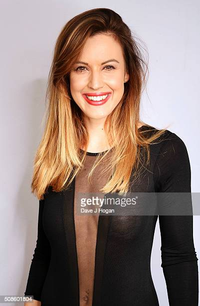 Charlie Webster attends the F1 Zoom Auction in aid of the renowned Great Ormond Street Hospital at InterContinental Park Lane Hotel on February 5...