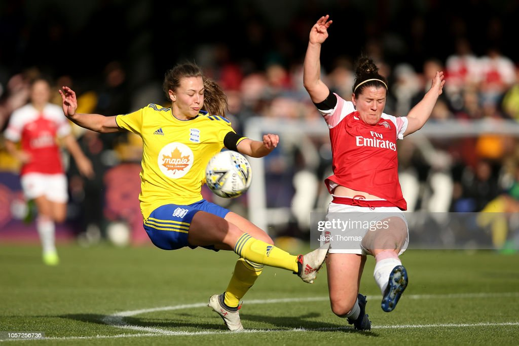 Arsenal Women v Birmingham Ladies  - WSL : News Photo