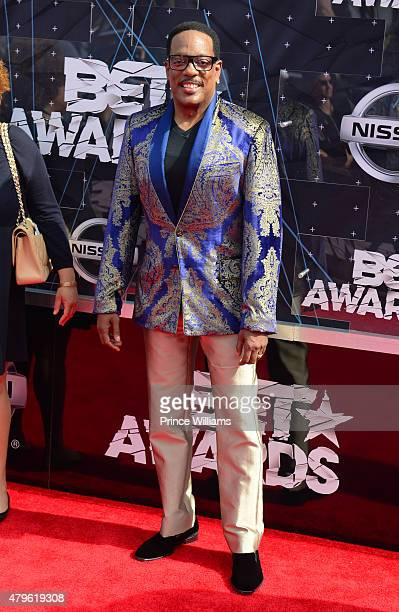 Charlie Wilson attends the 2015 BET awards on June 28 2015 in Los Angeles California