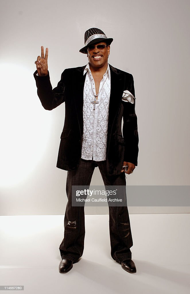 Charlie Wilson during 2005 Billboard Music Awards - Red Carpet Portraits at MGM Grand in Las Vegas, Nevada, United States.