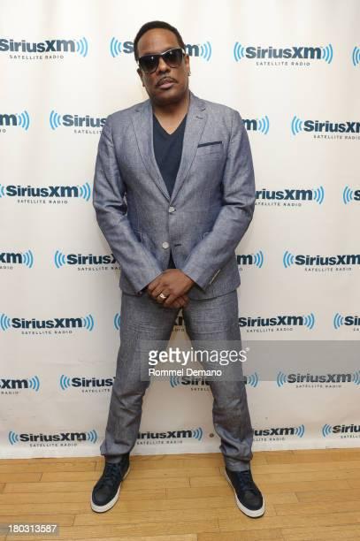 Charlie Wilson visits SiriusXM Studios on September 11 2013 in New York City