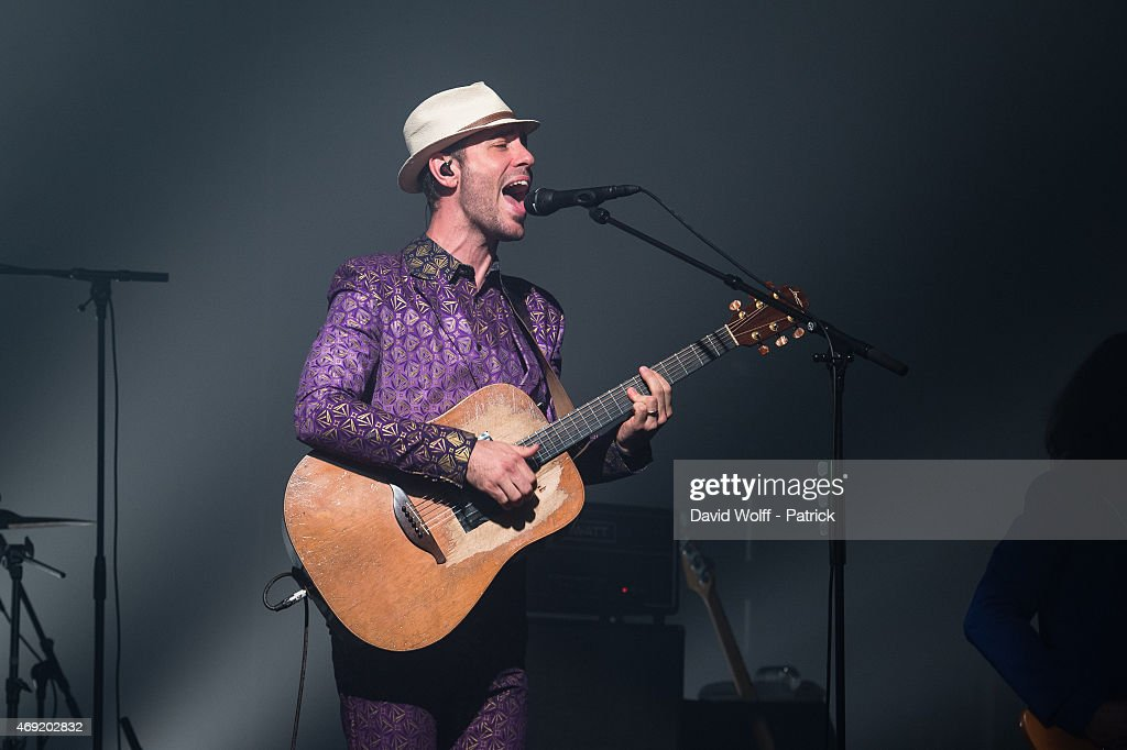 Charlie Winston Performs At La Cigale