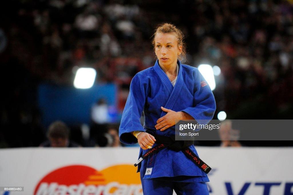 Charline VAN SNICK -  -48kg - 23.08.2011 - Championnats du Monde de Judo 2011 - Paris - : ニュース写真
