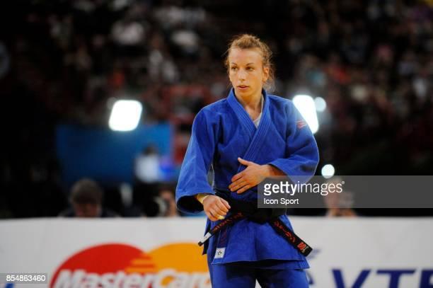 Charline VAN SNICK - -48kg - - Championnats du Monde de Judo 2011 - Paris -