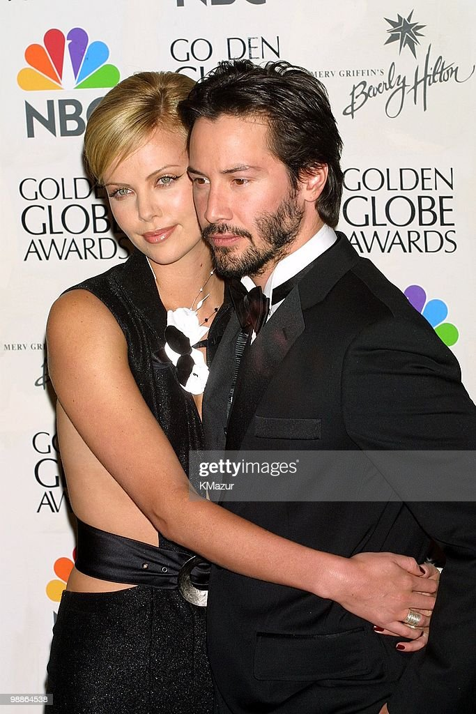 Charlize Theron and Keanu Reeves News Photo | Getty Images