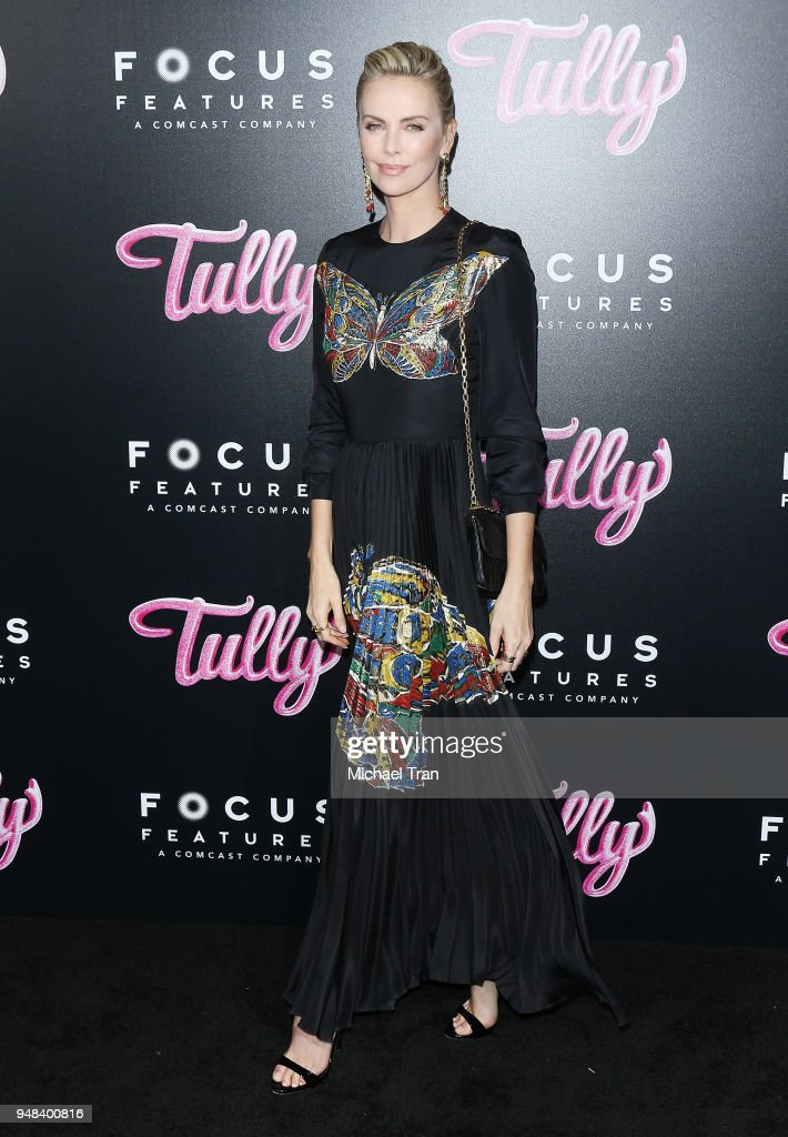 Premiere Of Focus Features' 'Tully' - Arrivals : ニュース写真