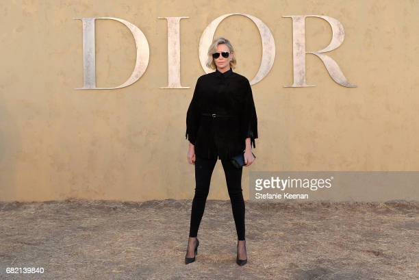 Charlize Theron at Christian Dior Cruise 2018 Show and After Party at Gladstone's Malibu on May 11 2017 in Malibu California