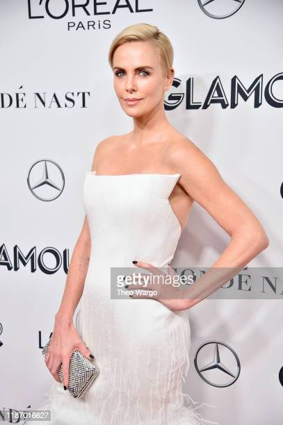 Charlize Theron attends the 2019 Glamour Women Of The Year Awards at Alice Tully Hall on November 11, 2019 in New York City.