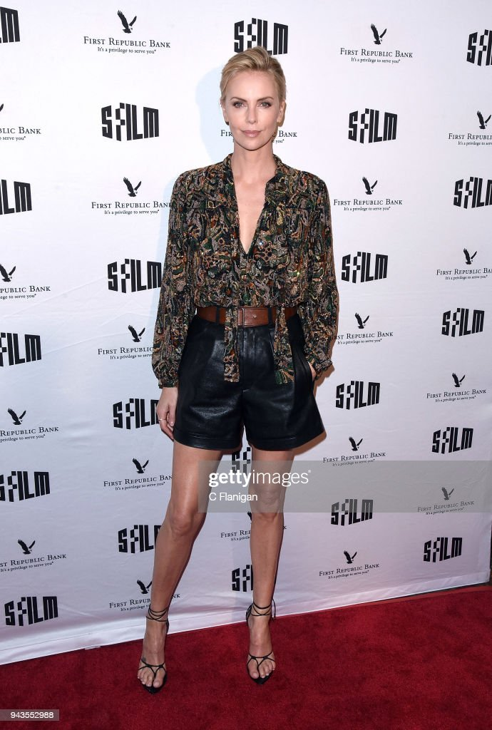 2018 San Francisco Film Festival - A Tribute To Charlize Theron: 'Tully' : ニュース写真
