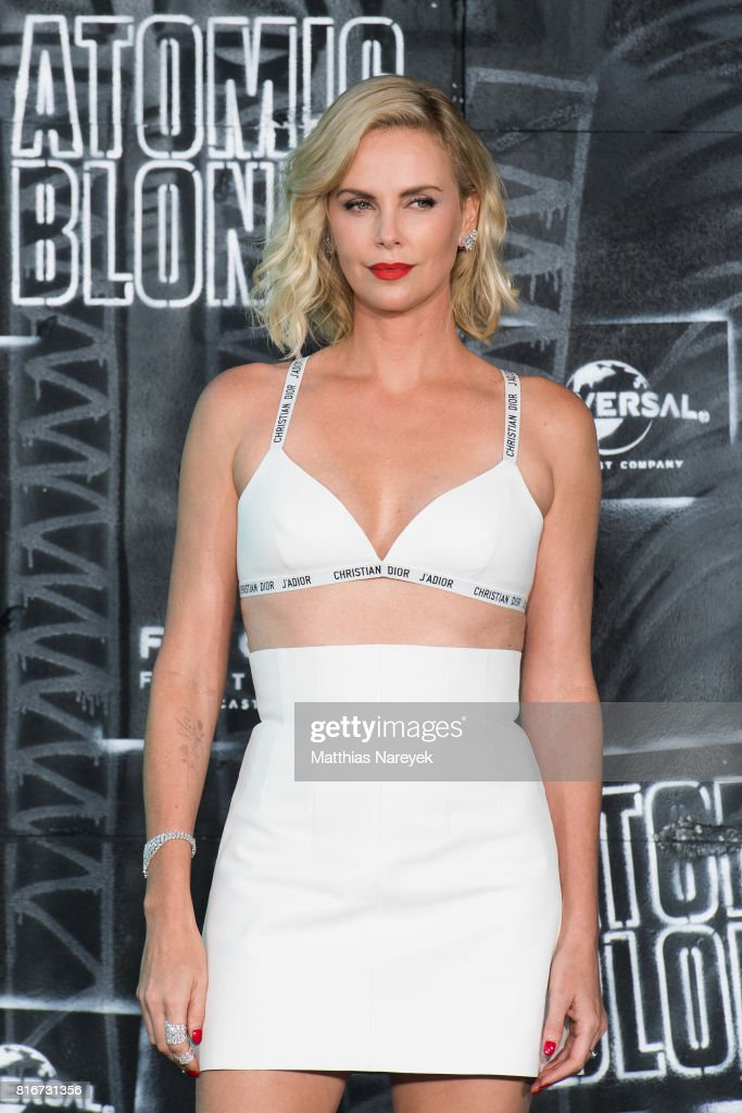 'Atomic Blonde' World Premiere In Berlin