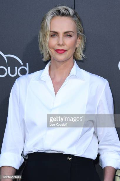 Charlize Theron attends the CTAOP's Night Out 2021: Fast And Furious at Universal Studios Backlot on June 26, 2021 in Universal City, California.