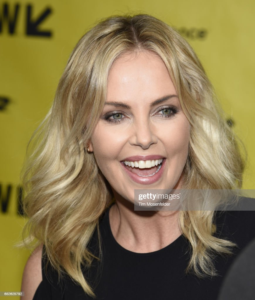 Charlize Theron attends the Film premiere of 'Atomic Blonde' during the 2017 SXSW Conference And Festivals at the Paramount Theater on March 12, 2017 in Austin, Texas.