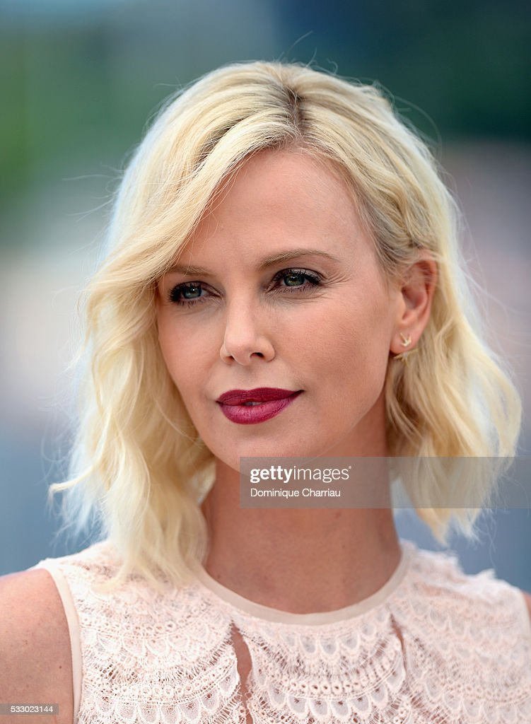 Charlize Theron attends 'The Last Face' Photocall during the 69th annual Cannes Film Festival at the Palais des Festivals on May 20, 2016 in Cannes, France.
