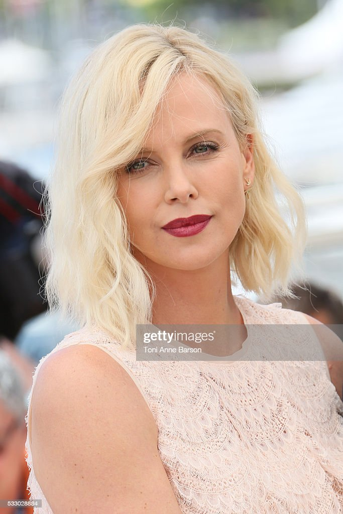 """""""The Last Face"""" Photocall - The 69th Annual Cannes Film Festival : News Photo"""