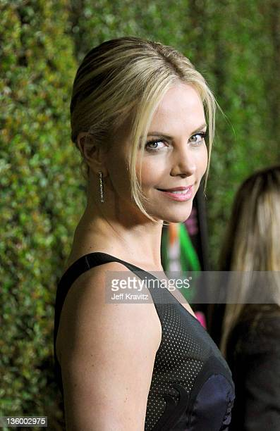 Charlize Theron attendsthe Los Angeles Premiere of Young Adult at AMPAS Samuel Goldwyn Theater on December 15 2011 in Beverly Hills California