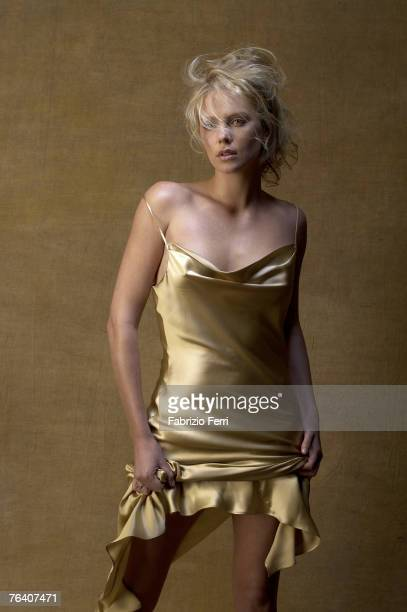 Charlize Theron Charlize Theron by Fabrizio Ferri Charlize Theron GQ Italy April 1 2002