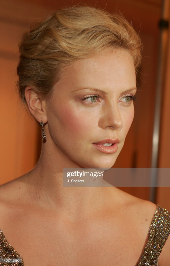 Charlize Theron during Covenant House California's Youth Awards Dinner Gala Honoring Charlize Theron and Sharon Osbourne at The Beverly Hills Hotel in Beverly Hills, California, United States.