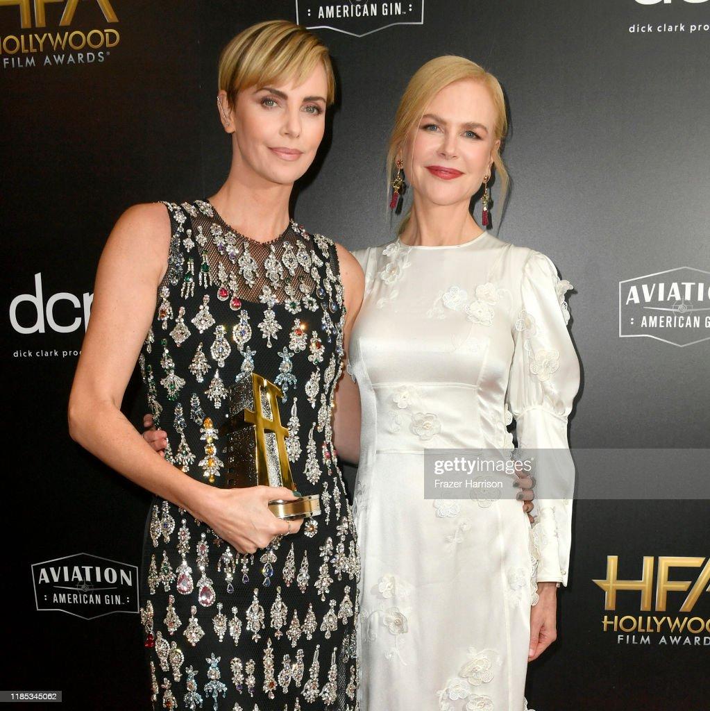 23rd Annual Hollywood Film Awards - Social Crops : News Photo
