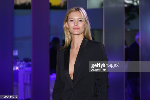Charlott Cordes attends the Hugo Boss Prize 2018 Artists Dinner at the Guggenheim Museum on October 18 2018 in New York City