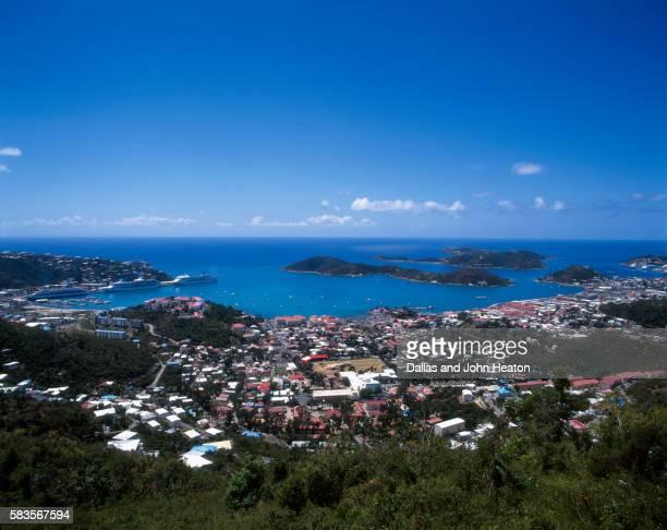Charlotte Amalie on St. Thomas