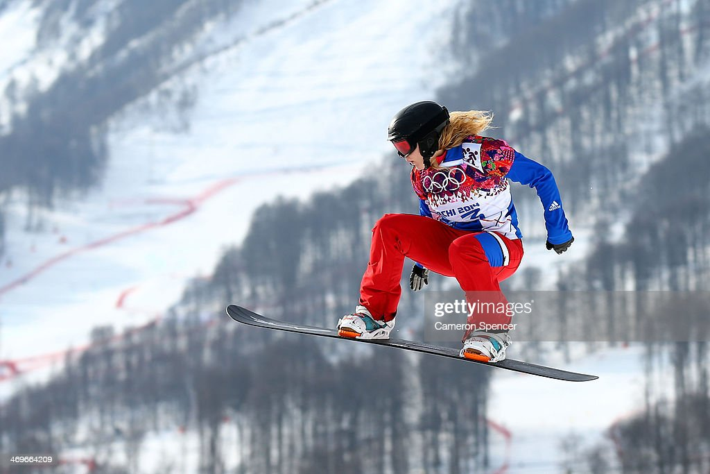 Snowboard - Winter Olympics Day 9 : News Photo