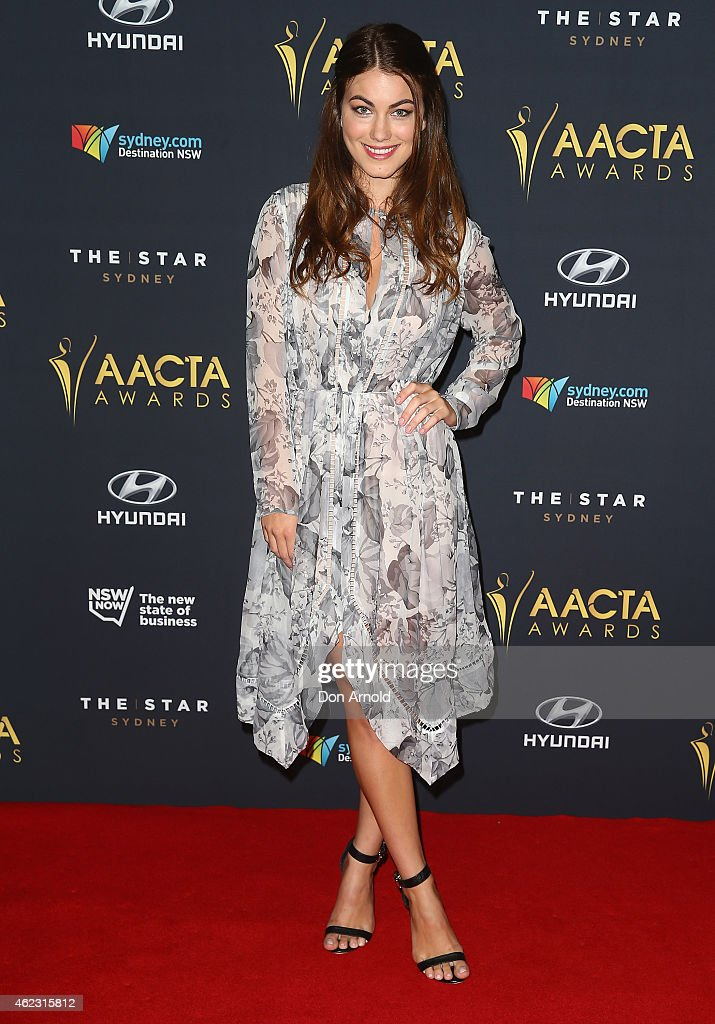 4th AACTA Awards Luncheon - Arrivals