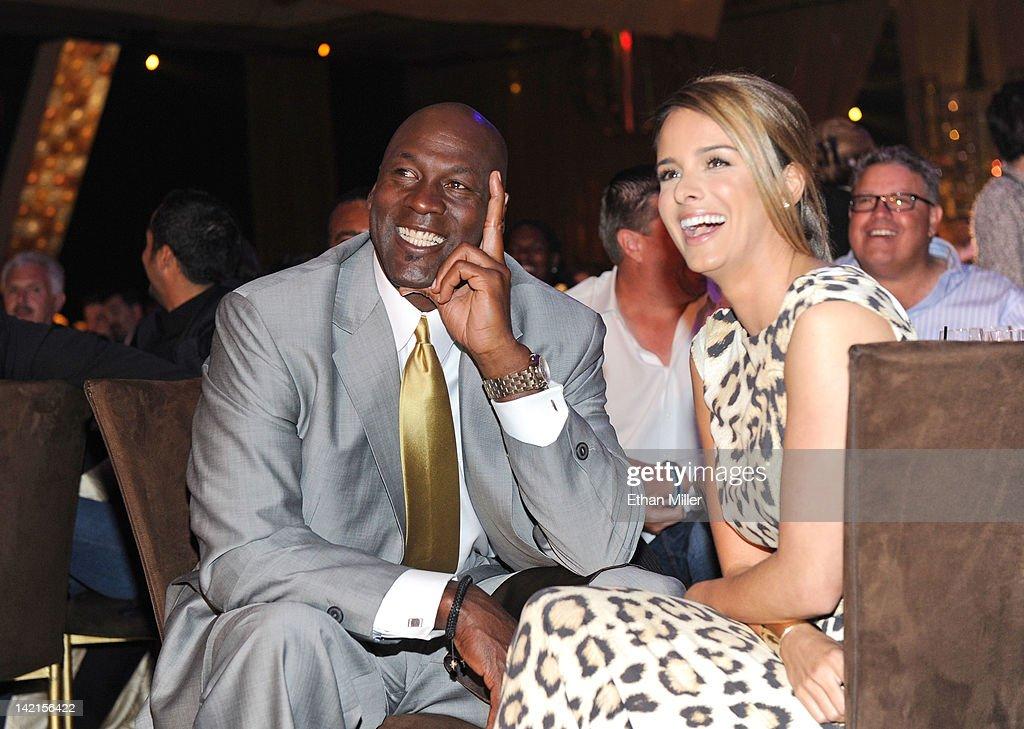 11th Annual Michael Jordan Celebrity Invitational Gala : News Photo