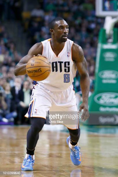 Charlotte Bobcats shooting guard Ben Gordon is seen during the Boston Celtics 10588 victory over the Charlotte Bobcats at TD Garden on March 16 2013...