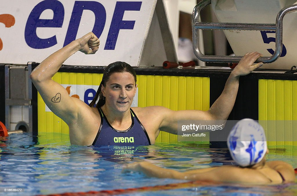 French National Swimming Championships - Day 4 : News Photo