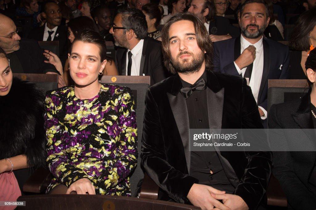 Ceremony - Cesar Film Awards 2018 At Salle Pleyel In Paris : Fotografía de noticias