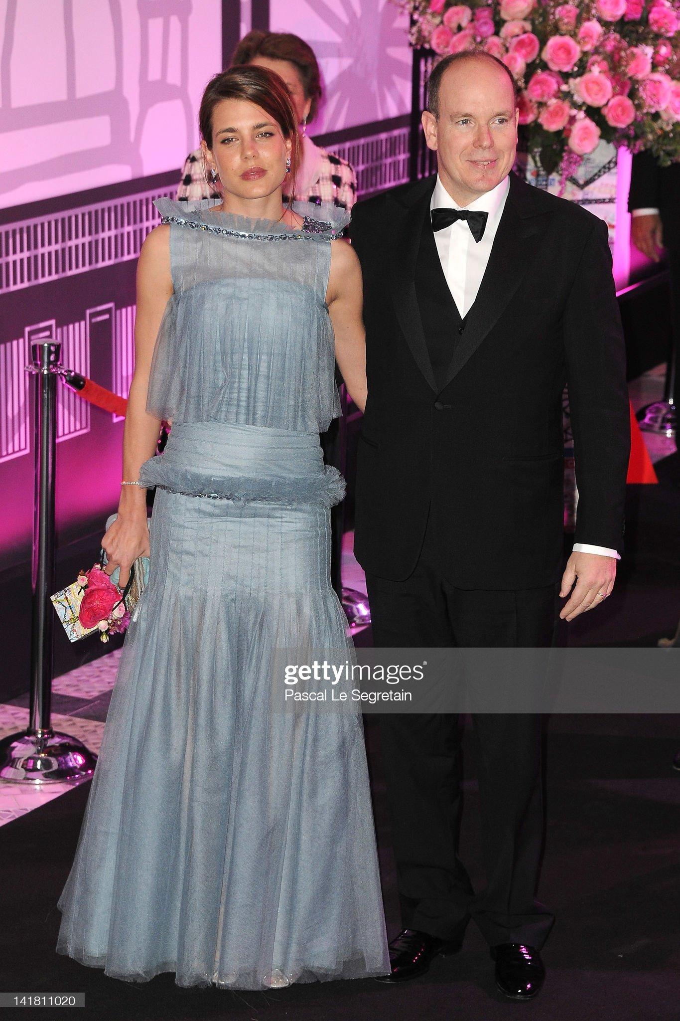Monaco Rose Ball 2012 : News Photo