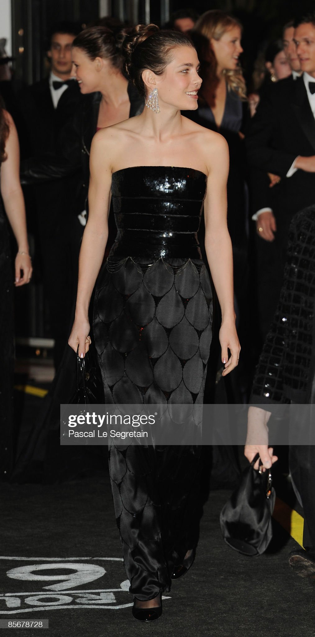 2009 Monte Carlo Rose Ball : News Photo