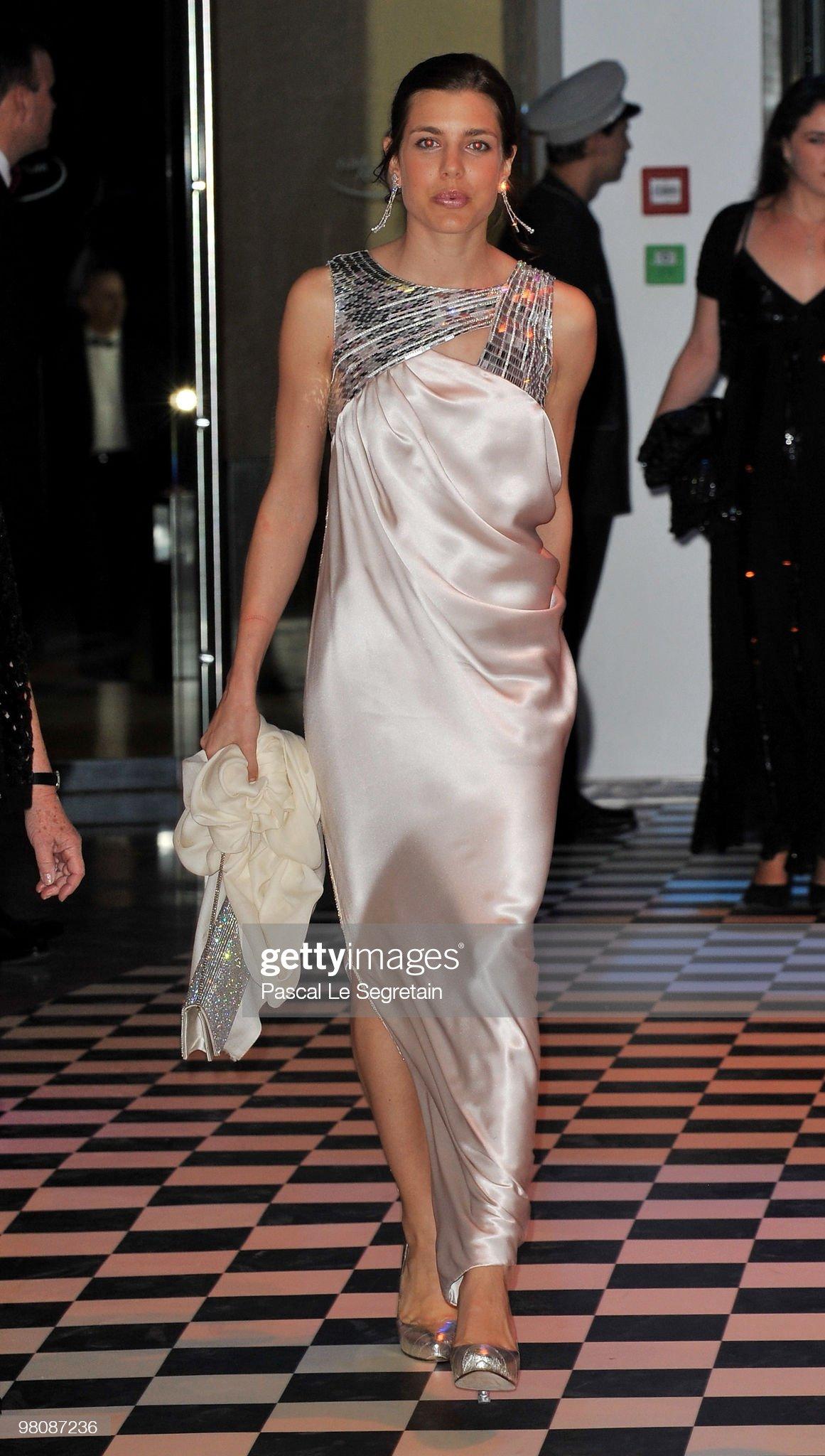 2010 Monte Carlo Rose Ball : News Photo